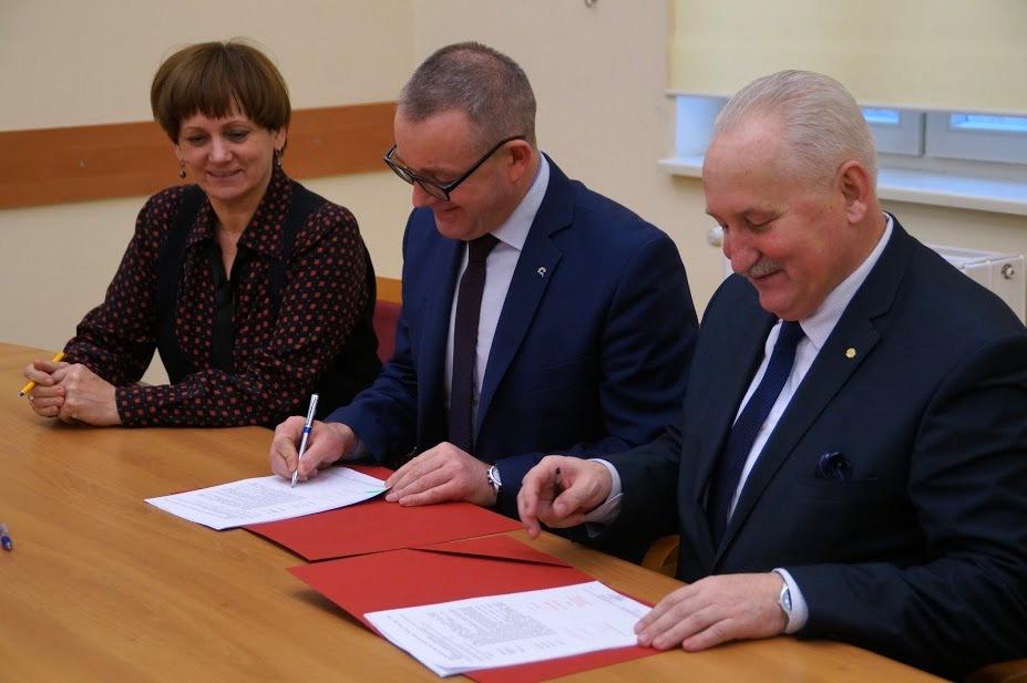 Ilustracja do informacji: Rozbudowa Szkoły Podstawowej w Brzoziu Lubawskim
