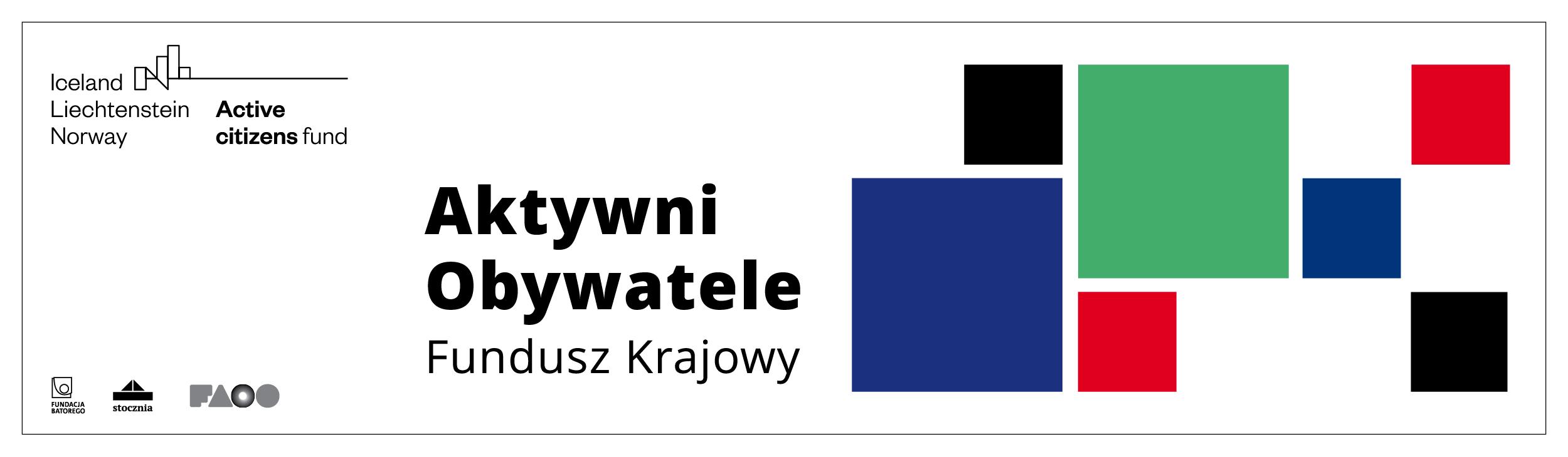 Ilustracja do informacji: Program Aktywni Obywatele – spotkanie informacyjne w Ełku i Olsztynie